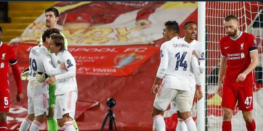 Tersingkir dari Liga Champions, Liverpool Alami Malu Dua Kali Lipat