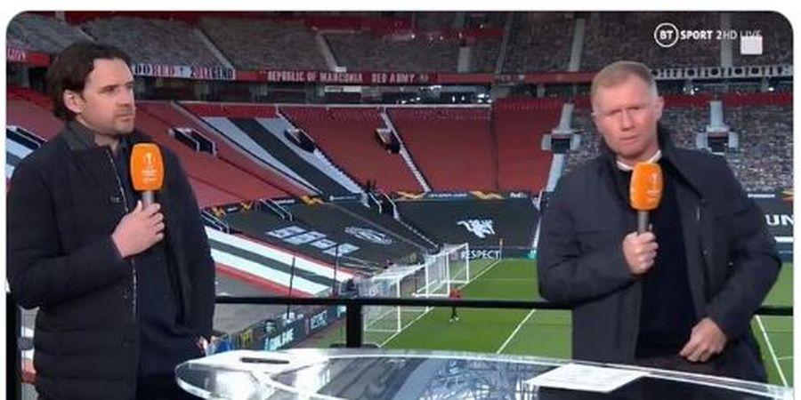 Perdebatan Sengit Dua Legenda soal Opsi Transfer Manchester United