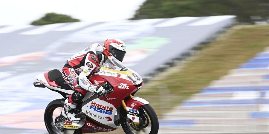 Moto3 Spanyol 2021 - Karena Hal Ini, Pembalap Indonesia Pasang Target Besar di Jerez