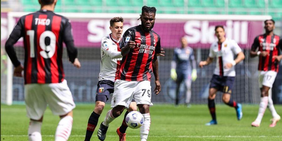 Menang Lawan Genoa, Bek Senior AC Milan Justru Ungkap Kekecewaan
