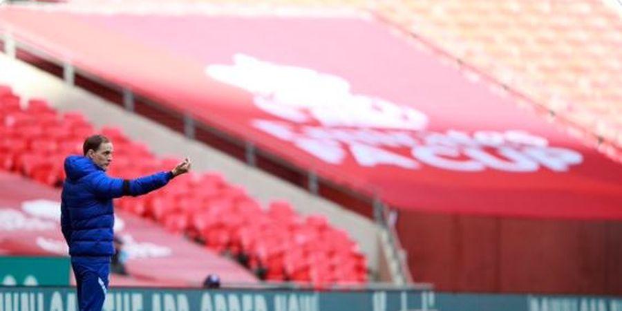 Raheem Sterling Mengacau, Semifinal Piala FA Chelsea Vs Man City Berjalan Alot