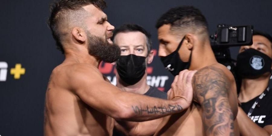 UFC Vegas 24 - Sangar di Staredown, Duel di Mantan Divisi Khabib Batal