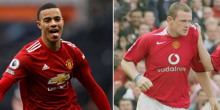 Reaksi Greenwood Lewati Rekor Rooney, Singgung Kebiasaan Buruk Man United