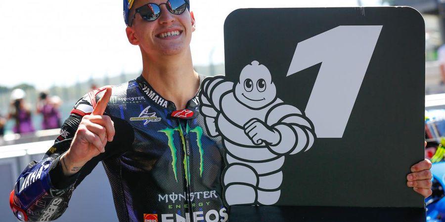 MotoGP Portugal 2021 - Quartararo: Saya Merasa Lebih Kuat Secara Mental