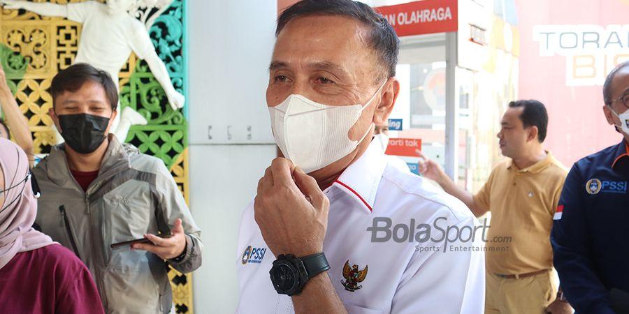 PSSI Bicara Kekacauan Wasit di Piala Menpora dan Siapa yang Pimpin Laga Final