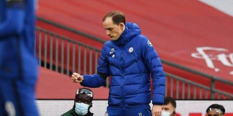 Hasil dan Klasemen Liga Inggris - Seri Vs Tim Pertahanan Terbaik Ke-3, Tuchel Sebut Chelsea Tak Ketemu Jawaban