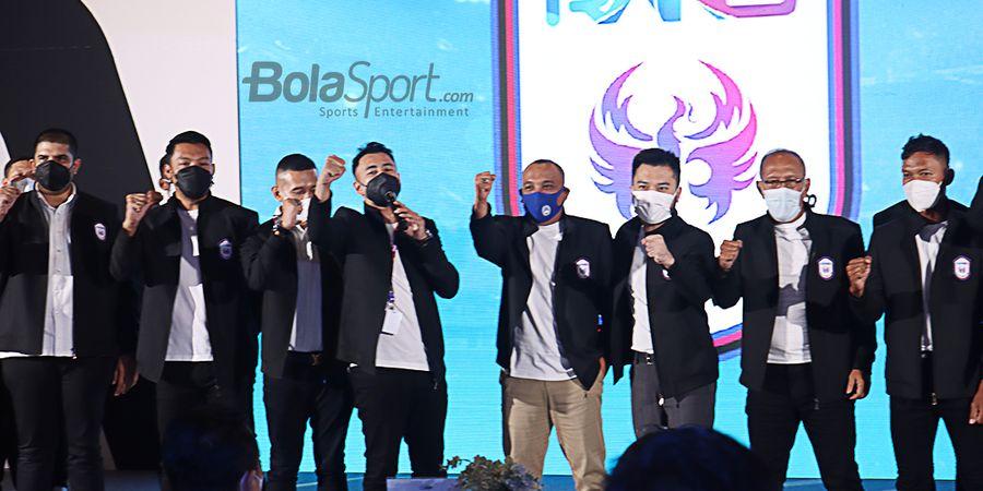 Jaminan Bermain Tak Melulu Dikantongi Cristian Gonzales, Hamka Hamzah, dan Syamsir Alam di Rans Cilegon FC