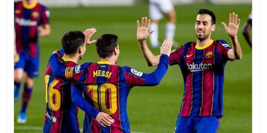 Link Streaming Villarreal Vs Barcelona, Kesempatan Messi Dkk Rebut Posisi Real Madrid