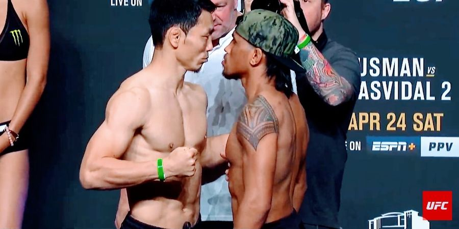 Menang di UFC 261, Badai Mongolia Sasar Mantan Raja dan Bintang Baru UFC