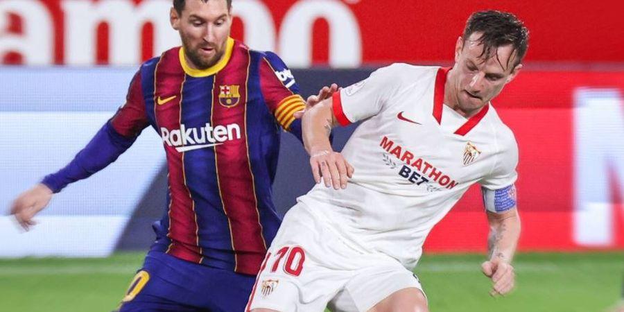 Lionel Messi Muncul di Barcelona, tapi Bukan untuk Ngurusin Kontrak
