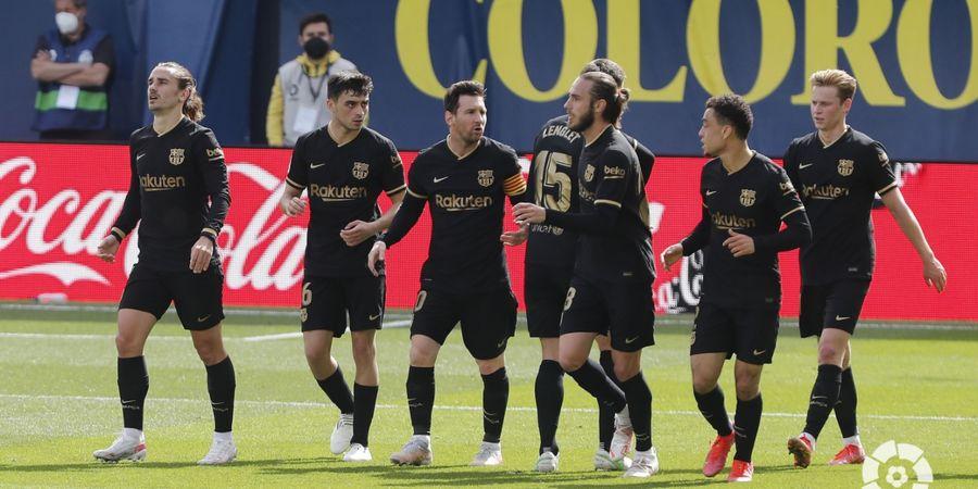 Link Streaming Barcelona Vs Granada, Kans Messi dkk Kembali ke Jalur Juara