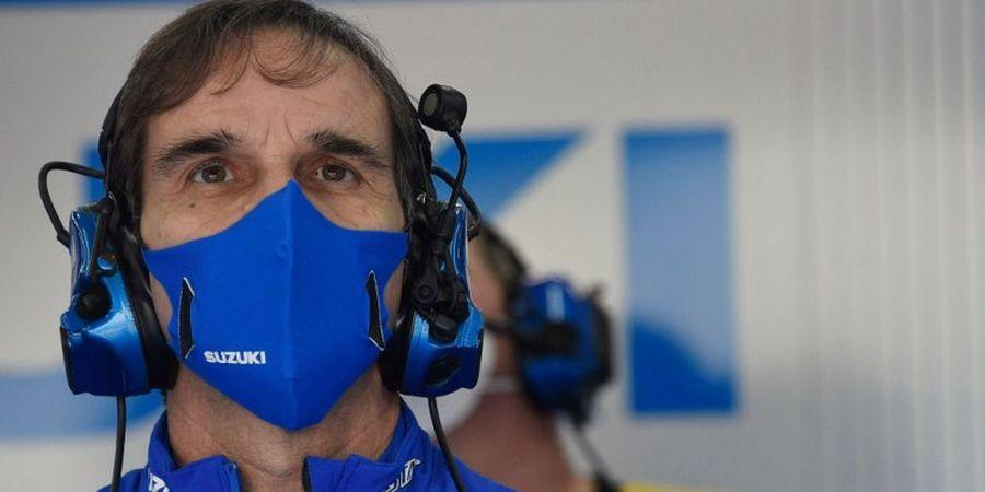Tinggalkan Formula 1, Davide Brivio Bakal Comeback ke MotoGP