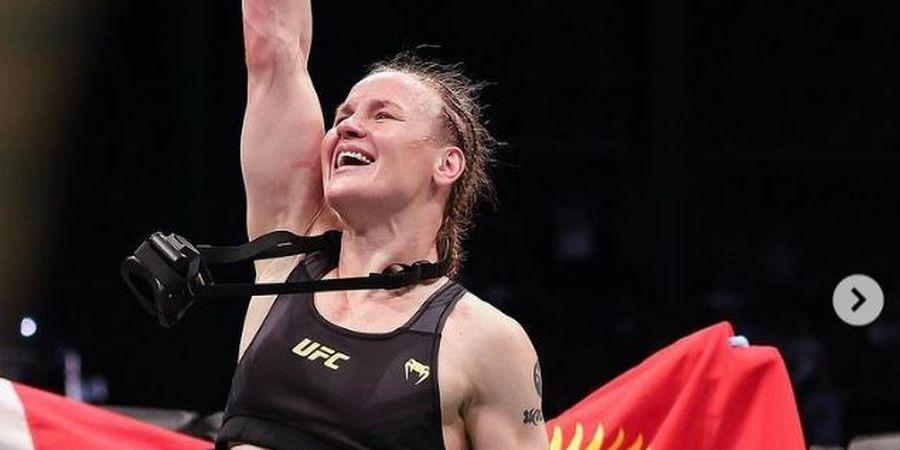 Jagoan Cantik seperti Setan Buka Peluang Hadapi Korban Sepakan UFC 261