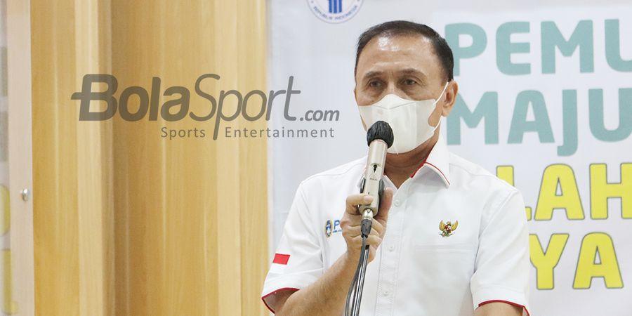 PSSI Targetkan Timnas Indonesia Raih Hasil Maksimal di Kualifikasi Piala Dunia 2022