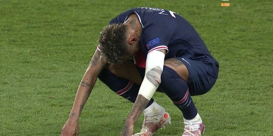 PSG Tumbang Lawan Man City, Ini Reaksi Neymar dan Pochettino