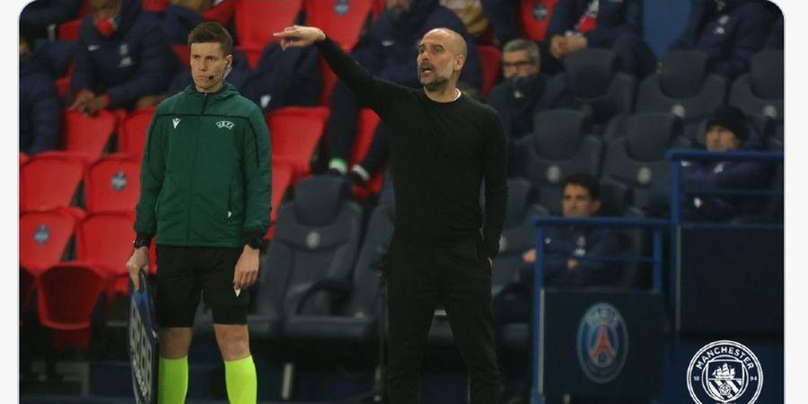 Tundukkan PSG di Leg Pertama, Guardiola Beri Wejangan untuk Leg Kedua