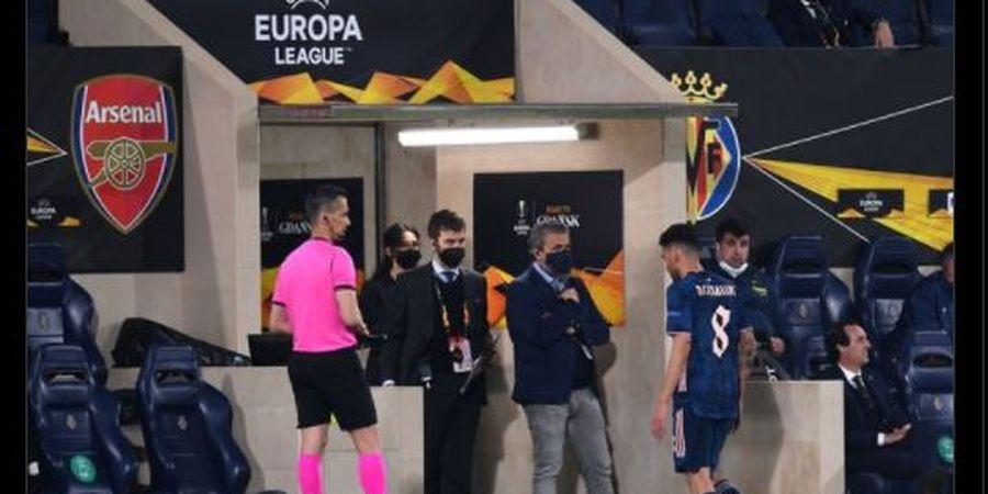Gara-gara 1 Pemain Ngeyel, Arsenal Kesusahan di Semifinal Liga Europa