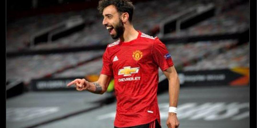 Manchester United Dihadang Jadwal Padat, Bruno Fernandes Ambil Sikap