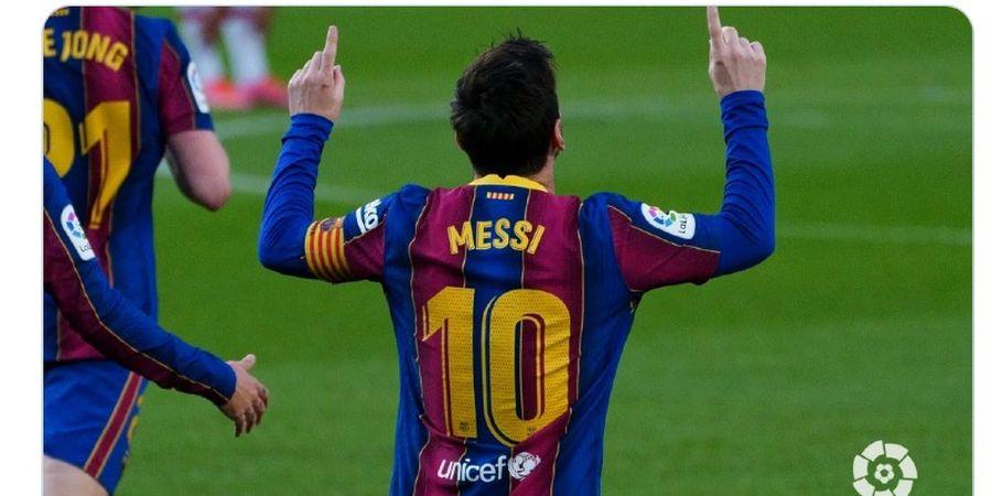 Duh, Gara-gara Gelar Pesta Barbeku, Lionel Messi Terancam Sanksi LaLiga
