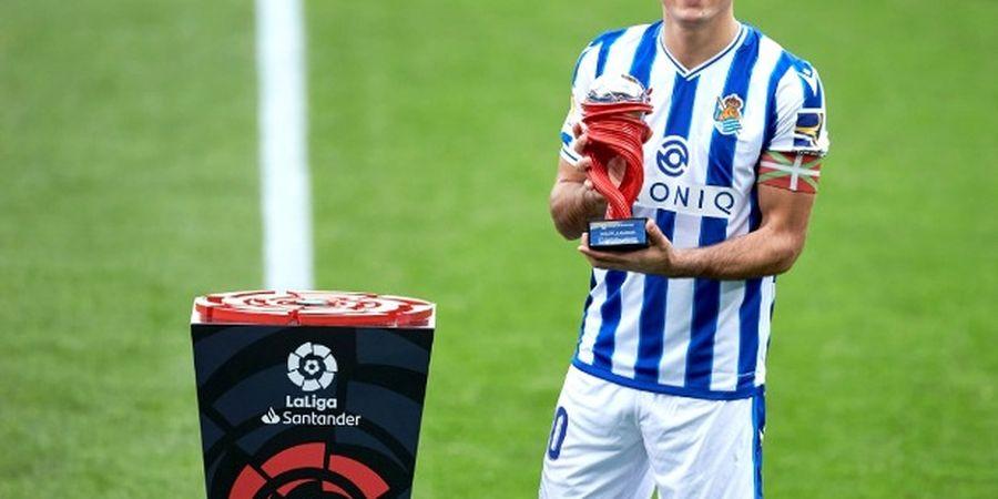 Profil Mikel Oyarzabal, Simbol Terbesar dari Akademi Real Sociedad