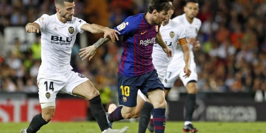 Link Streaming Valencia Vs Barcelona, Pekan 34 Liga Spanyol 2020-2021