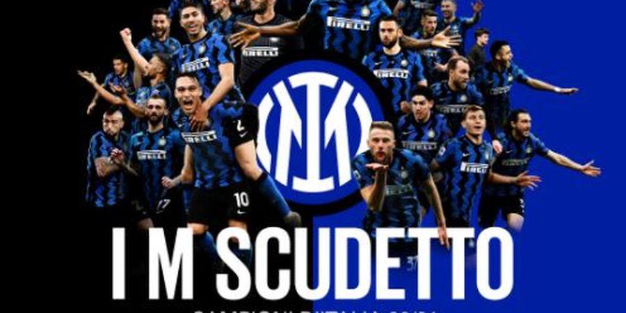 Inter Milan Juara Liga Italia, Juventus Jadi Klub Pertama yang Ucapkan Selamat Usai Ditikung Mantan
