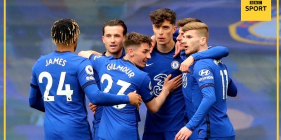 Balas Kekalahan di Final Piala FA, Chelsea Akhirnya Bisa Jegal Leicester City