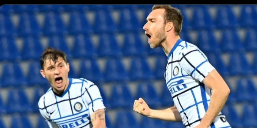 Hasil Liga Italia - Bungkam Tim Juru Kunci, Inter Milan Tinggal Tunggu Atalanta untuk Raih Scudetto ke-19