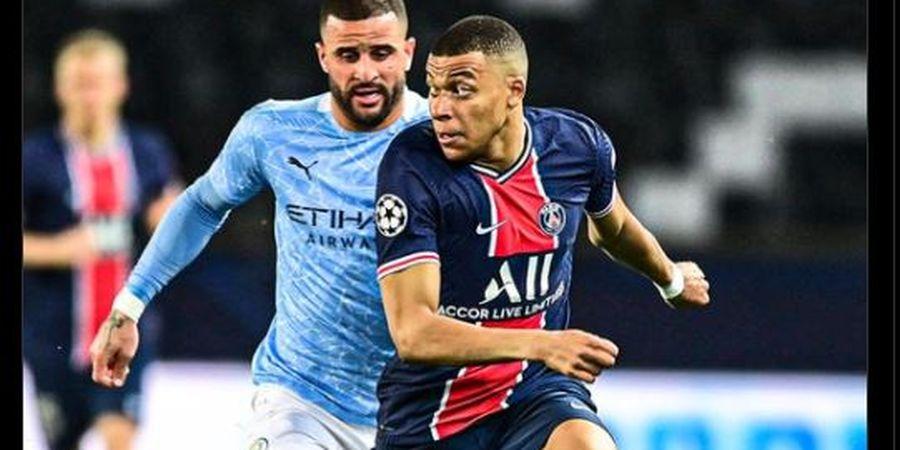 Link Streaming Manchester City Vs PSG, Leg Kedua Semifinal Liga Champions