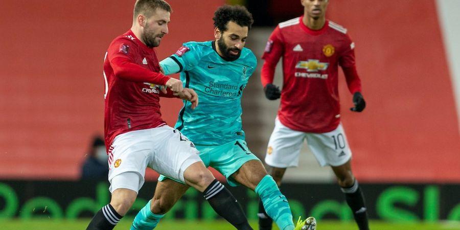 Man United Vs Liverpool - The Reds Dapat Dukungan dari Bomber Man City