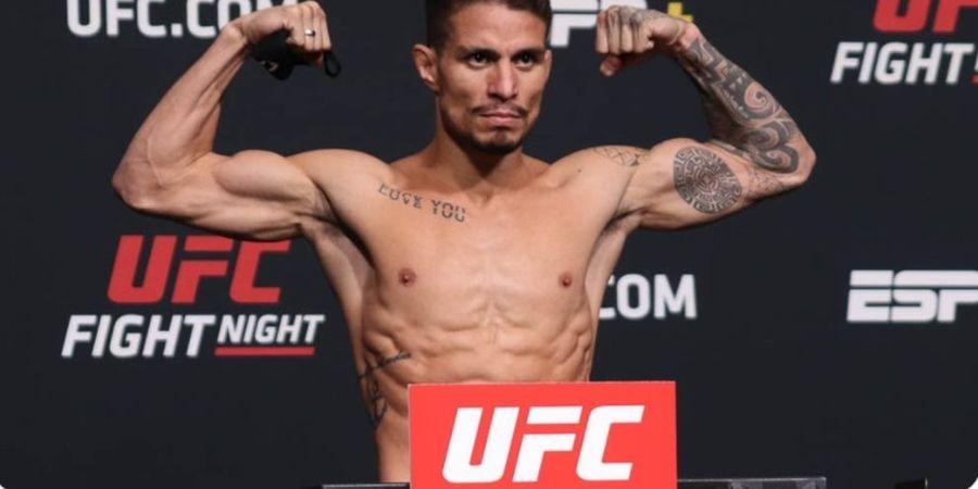 Hasil UFC Vegas 25 - Dibuka Aksi Comeback ala Film Rocky Balboa