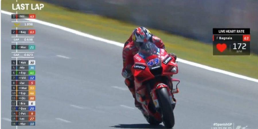 Hal Ini Dilakukan Jack Miller Usai Jadi Juara di MotoGP Spanyol 2021
