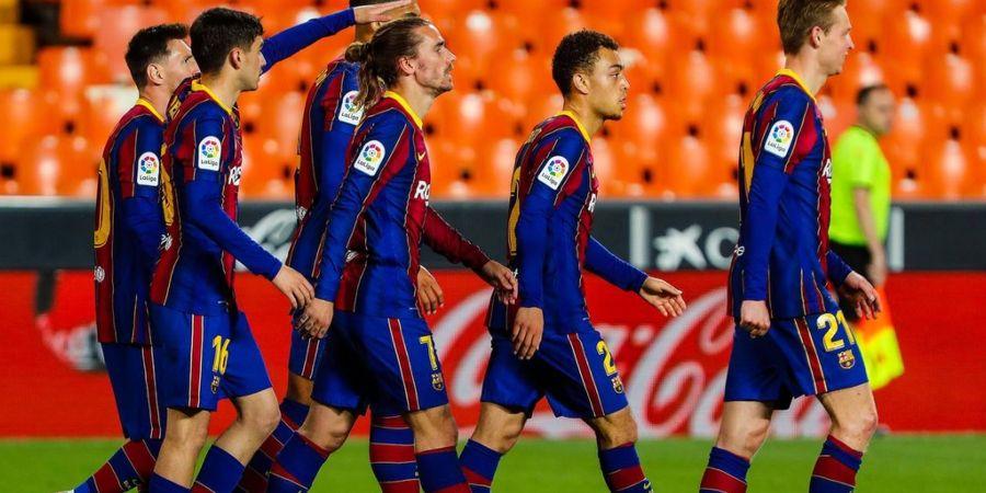 Barcelona Butuh Keajaiban untuk Jadi Juara Liga Spanyol Musim Ini