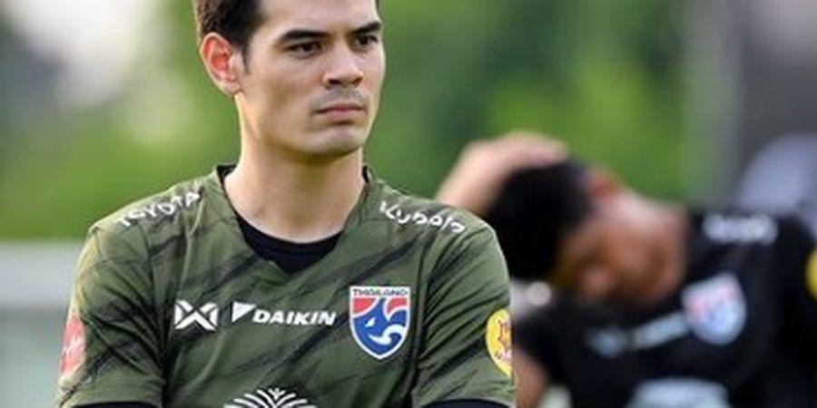 Timnas Indonesia Bakal Jadi Ujian Sekaligus Momen Bersejarah Bagi Pemain 'Anyar' Timnas Thailand