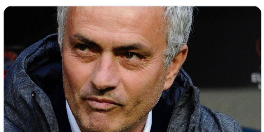 4 Misi Mourinho Latih Roma, Nomor Terakhir Inter Milan Ketar-ketir