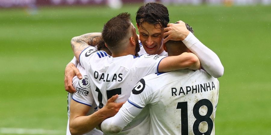 Hasil Liga Inggris - Tottenham Hotspur Dipecundangi Leeds United, Zona Liga Champions Makin Jauh