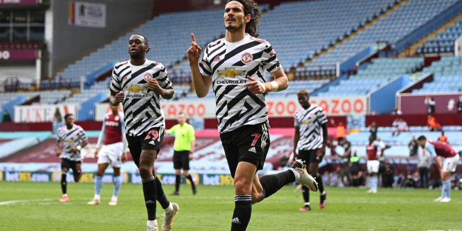 Terungkap! Alasan Edinson Cavani Mau Perpanjang Kontrak di Man United