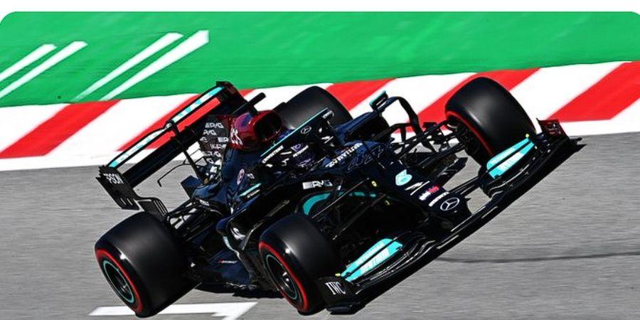 Hasil F1 GP Spanyol 2021 - Strategi Jitu Bawa Hamilton Kalahkan Verstappen