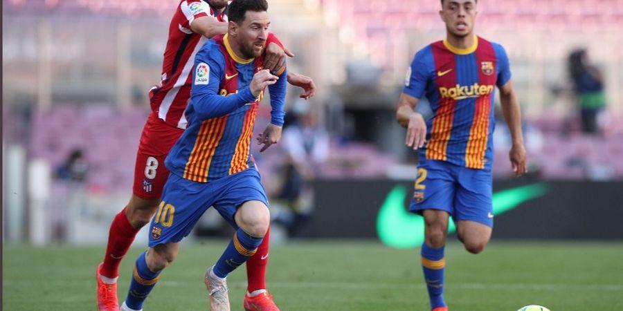 Soal Lionel Messi, Barcelona Sudah Kepepet Deadline untuk Perpanjang Kontrak