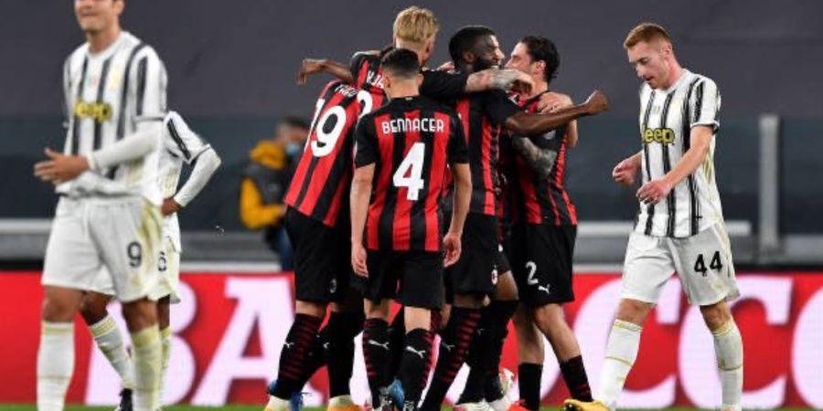 Luka Dibantai AC Milan Belum Kering, Juventus Sudah Dihantam Masalah Baru