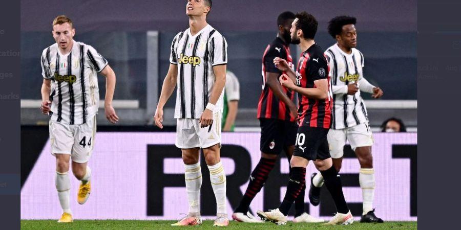 Juventus Digulung AC Milan, Kapan Terakhir Kali Gagal ke Liga Champions?