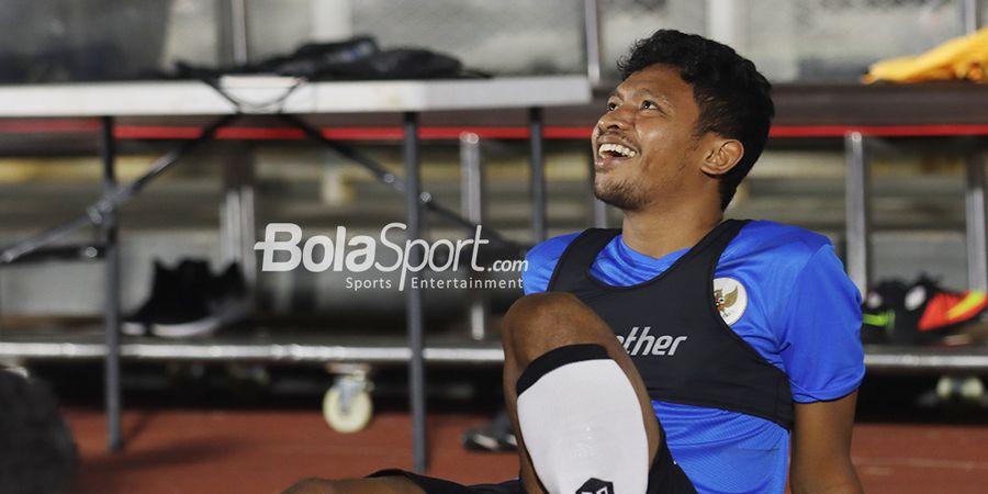Rifad Marasabessy, dari Langganan Timnas U-19 Indonesia Jadi Pemain yang Sering Dihukum Shin Tae-yong