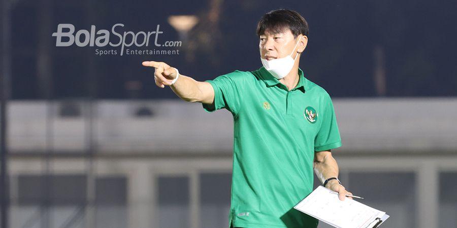 Shin Tae-yong Sandingkan Laga PSG vs Manchester City dengan Timnas Indonesia