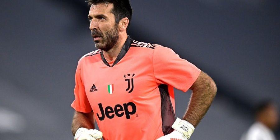 Musim 2020-2021, Pengabdian Terakhir Gianluigi Buffon bersama Juventus