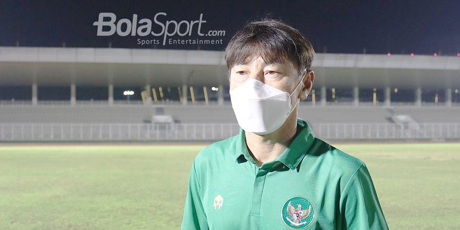 Shin Tae-yong Minta Lapangan Eksklusif, PSSI: Kami Belum Mampu
