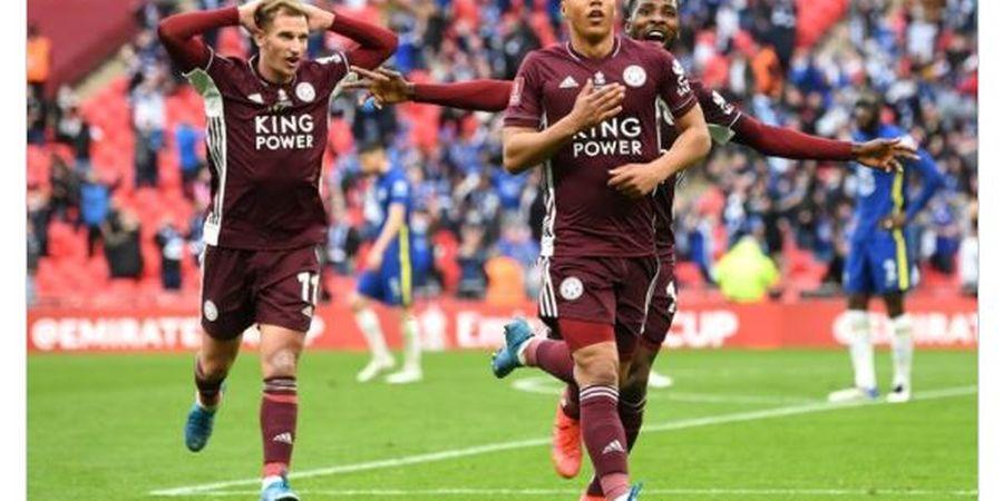Demi Rejeki Nomplok, Para Pemain Leicester Siap Kalahkan Chelsea Lagi
