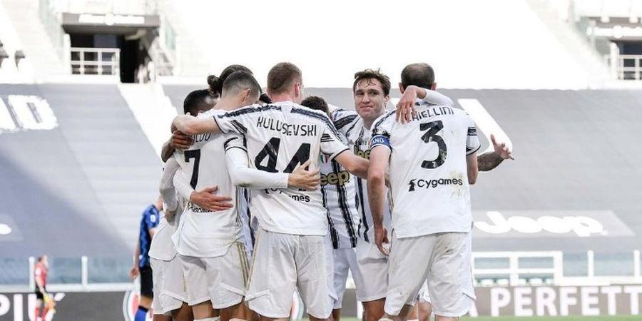 Meski Gagal Juara Liga Italia, Juventus Berjaya di EURO 2020