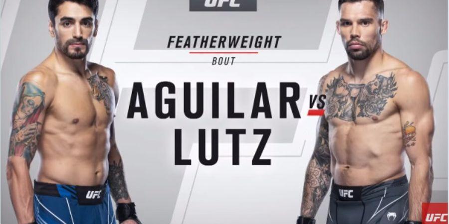 Hasil UFC 262 - Pecundang Antek Khabib Kalah 4 Kali Beruntun