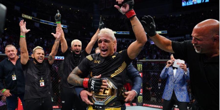 Jadi Raja Kelas Ringan UFC, Charles Oliveira Malah Mau Turun Kelas