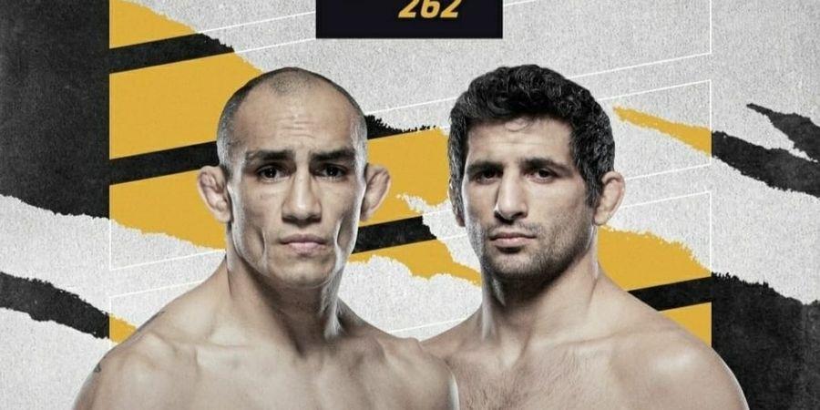 Hasil UFC 262 - Ilmu Manny Pacquiao Tidak Keluar, Tony Ferguson Dianiaya Beneil Dariush di Duel Bawah